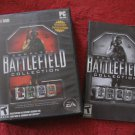 2007 Battlefield 2 Collection Empty Case w/ Booklet & Cover Art- PC Video Game Instruction Booklet