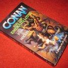 1999 Conan & The Emerald Lotus - By John C. Hocking- Tor books - paperback