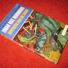 1969 Mars #9: Synthetic men of Mars - by Edgar Rice Burroughs - Ballantine books - paperback