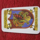 1981 DragonMaster Board game piece: Dragonlords Hand card