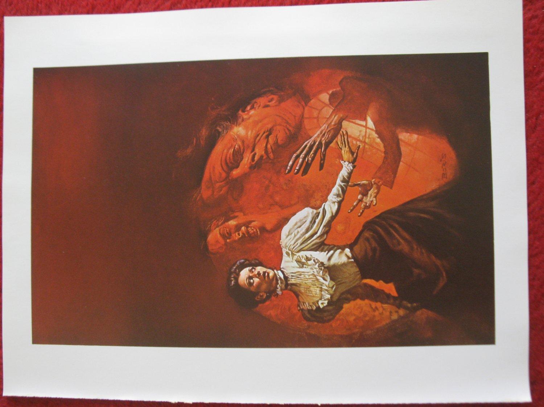 "vintage Boris Vallejo: To Walk the Night - 11.5"" x 8.5"" Book Plate Print"