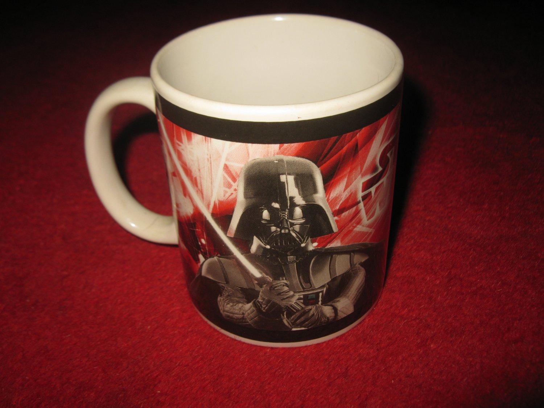 2008 Star Wars Coffee Cup: Darth Vader & Stormtrooper