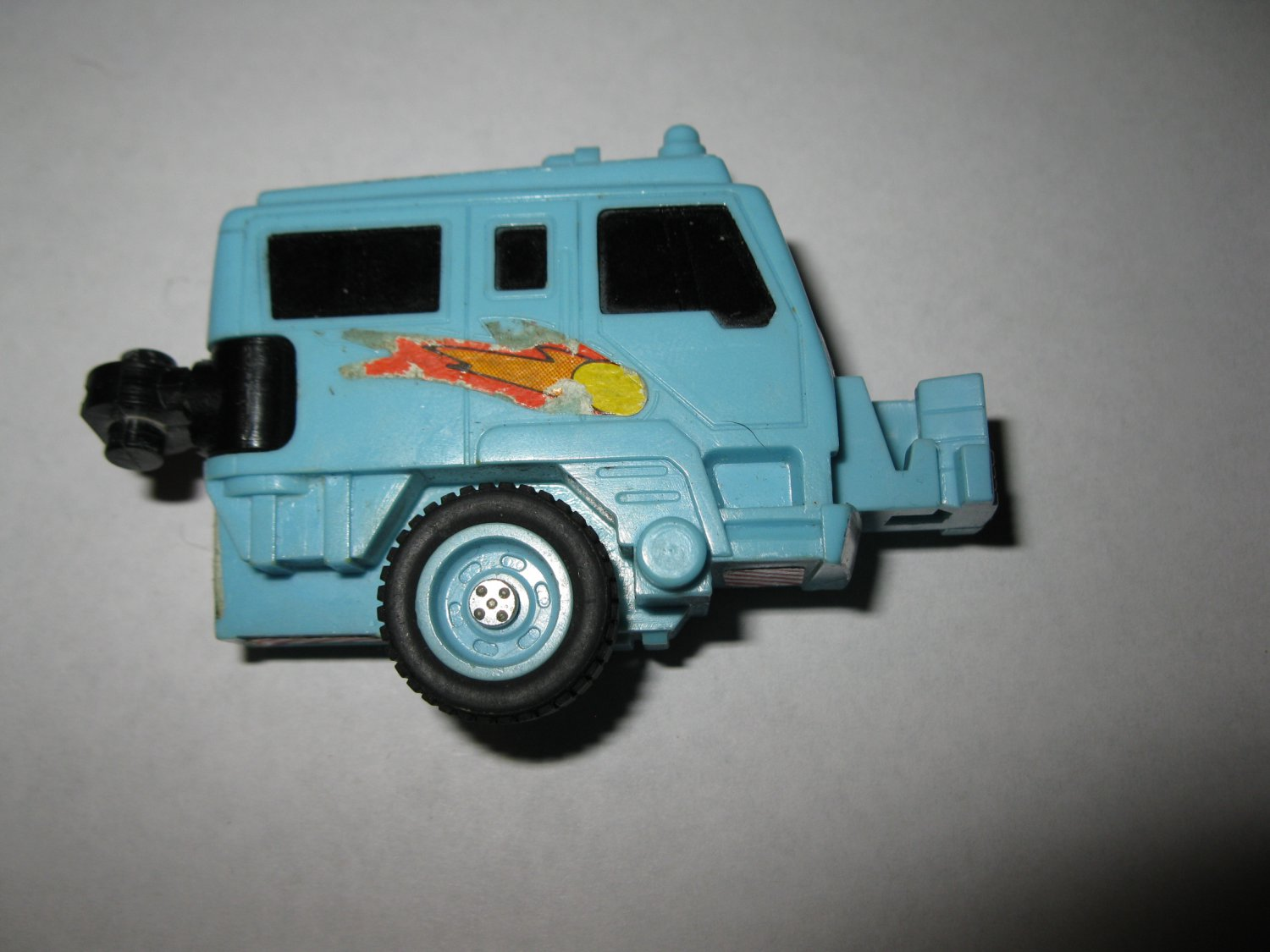 G1 Transformers Action figure part: 1986 Hot Spot - Full Right Arm
