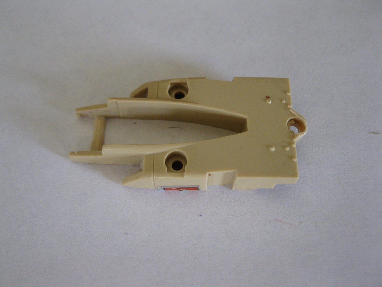 G1 Transformers Action figure part: 1985 Blitzwing - Back / Body Rear