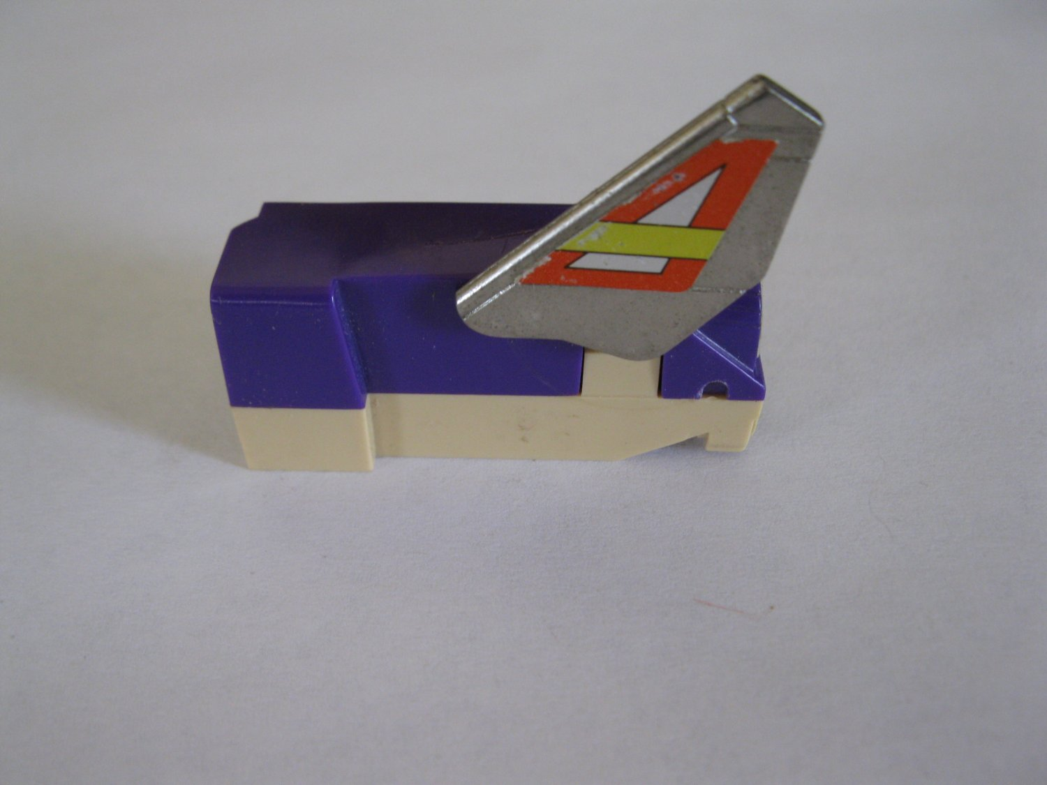 G1 Transformers Action figure part: 1985 Blitzwing - Right Foot