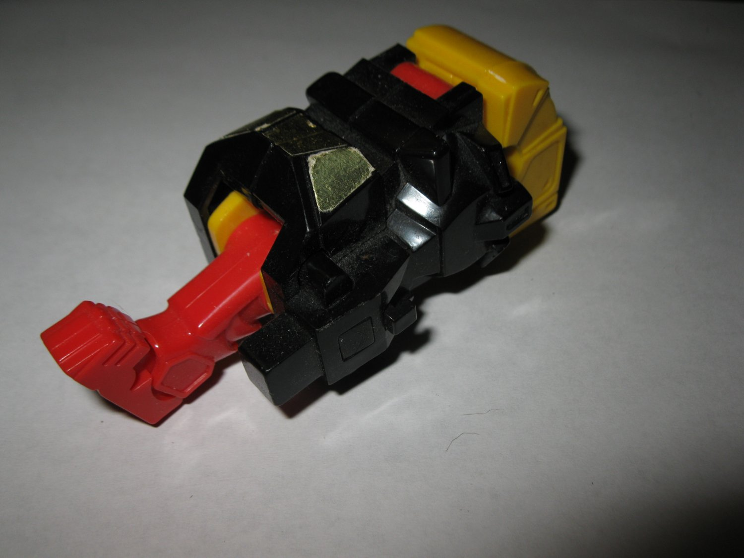 G1 Transformers Action figure part: 1986 RazorClaw - Full Rear Left Leg