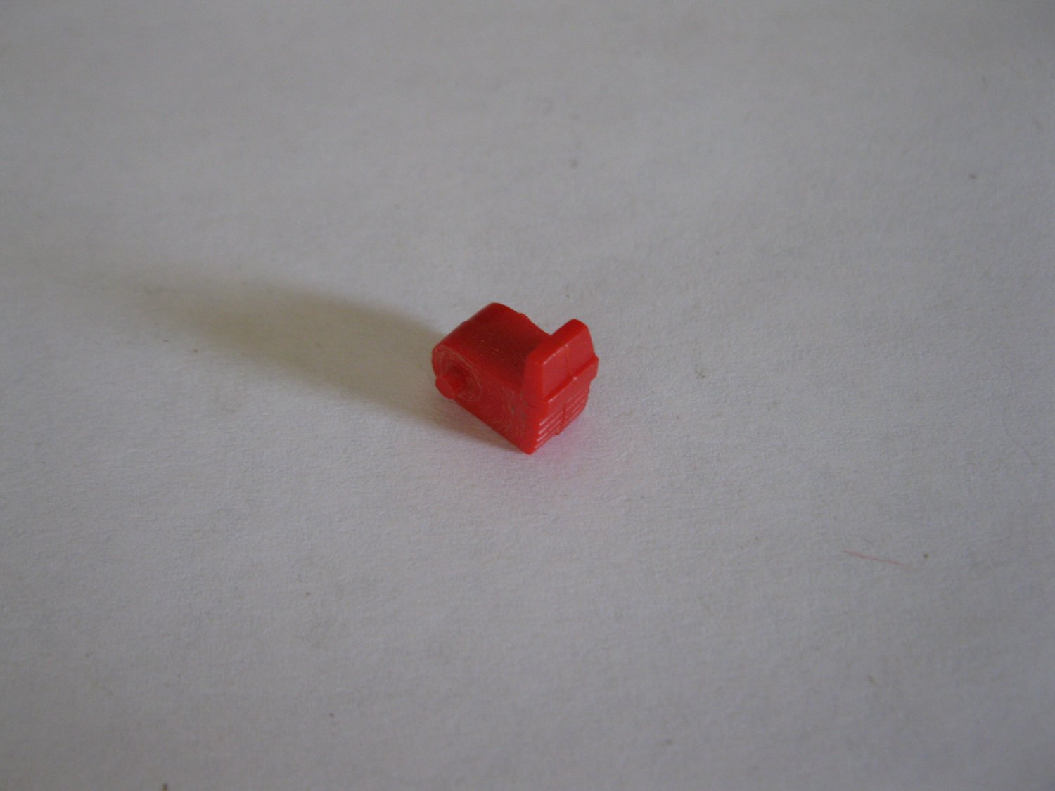 G1 Transformers Action figure part: 1984 Overdrive - Small Red Piece