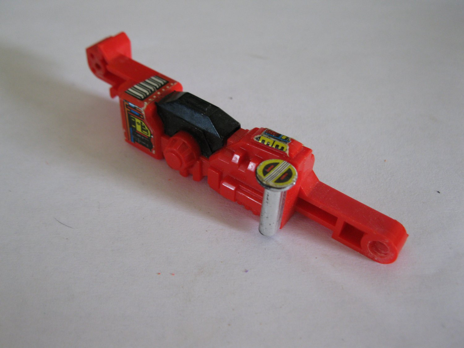 G1 Transformers Action figure part: 1985 Inferno - Right Leg