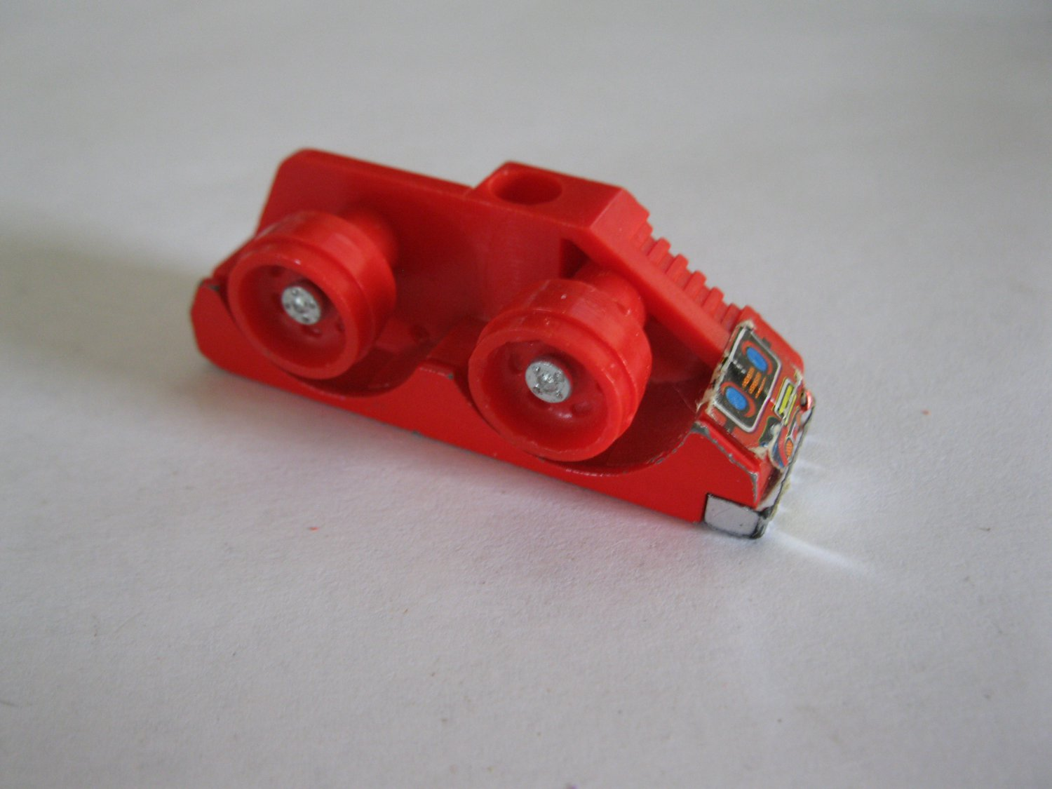 G1 Transformers Action figure part: 1985 Inferno - Right Foot