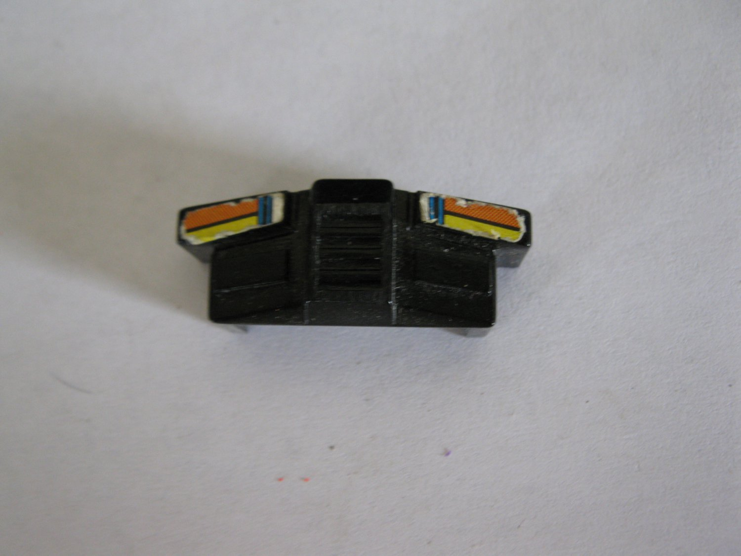 G1 Transformers Action figure part: 1985 Inferno - Waist Front section