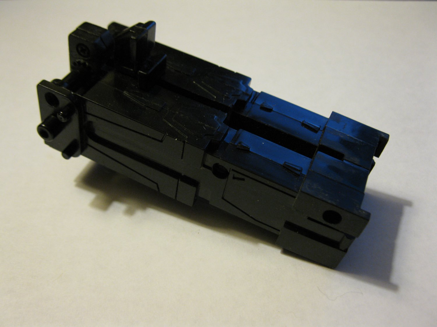 G1 Transformers Action figure part: 1986 Tantrum - Full Internal Body Section