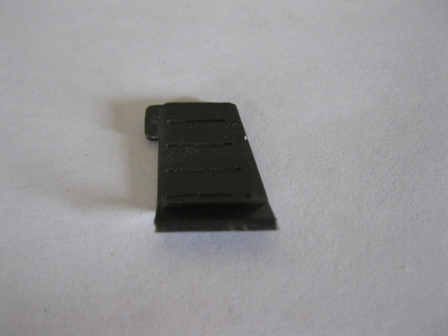 G1 Transformers Action figure part: 1984 Jetfire - Black Left Shoulder Insert