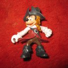 2008 Disney Pirates of the Caribbean Mini Action Figure: Minnie Mouse