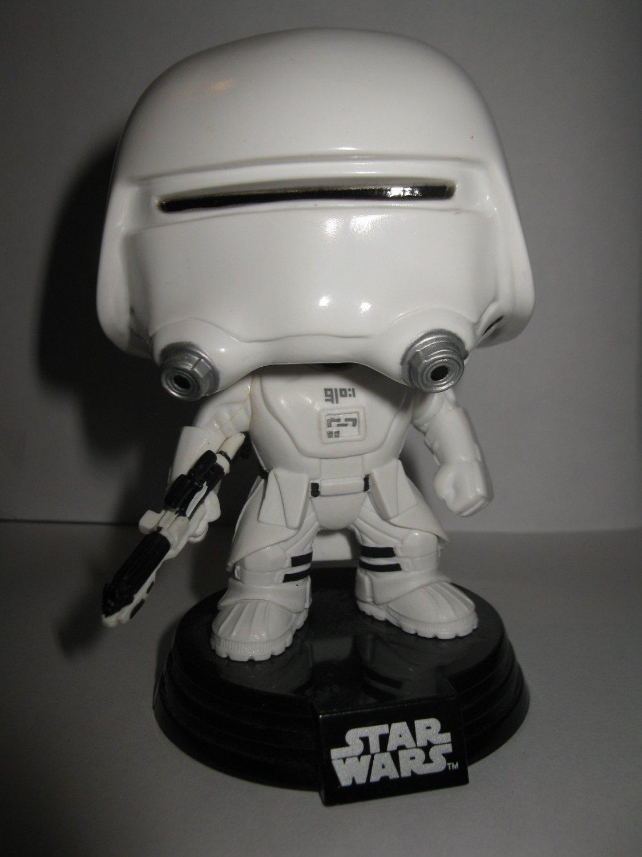 Funko POP! Figure: Star Wars - First Order Snowtrooper