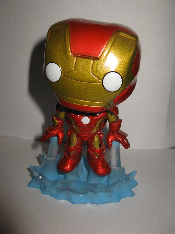 Funko POP! figure: Marvel Comics - Iron Man - Mark 43 'Blast Off'