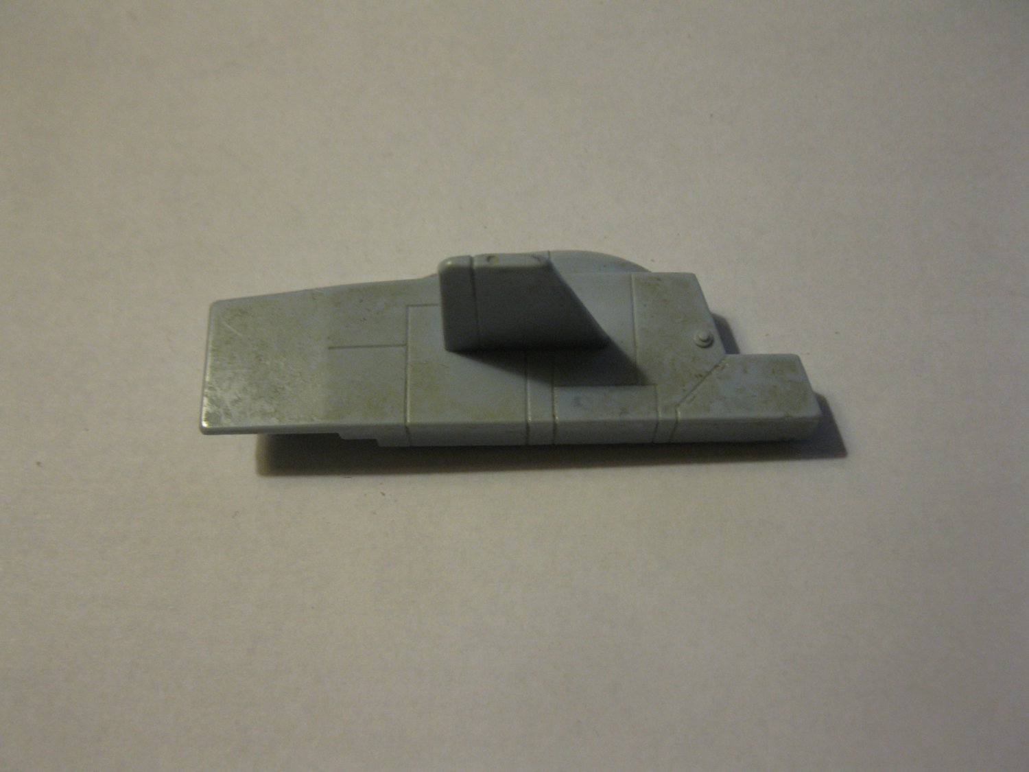G1 Transformers Action figure part: 1985 Whirl - Right Outside lower leg section