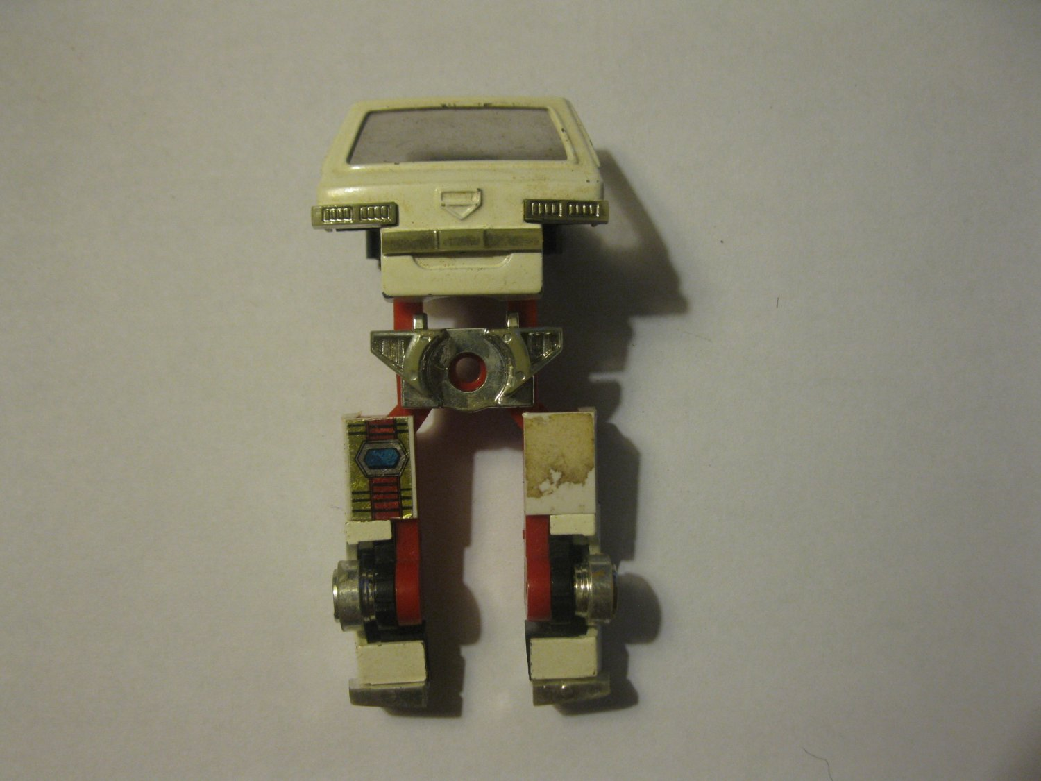 G1 Transformers Action figure part: 1984 Ratchet - Main Body Section 50% complete