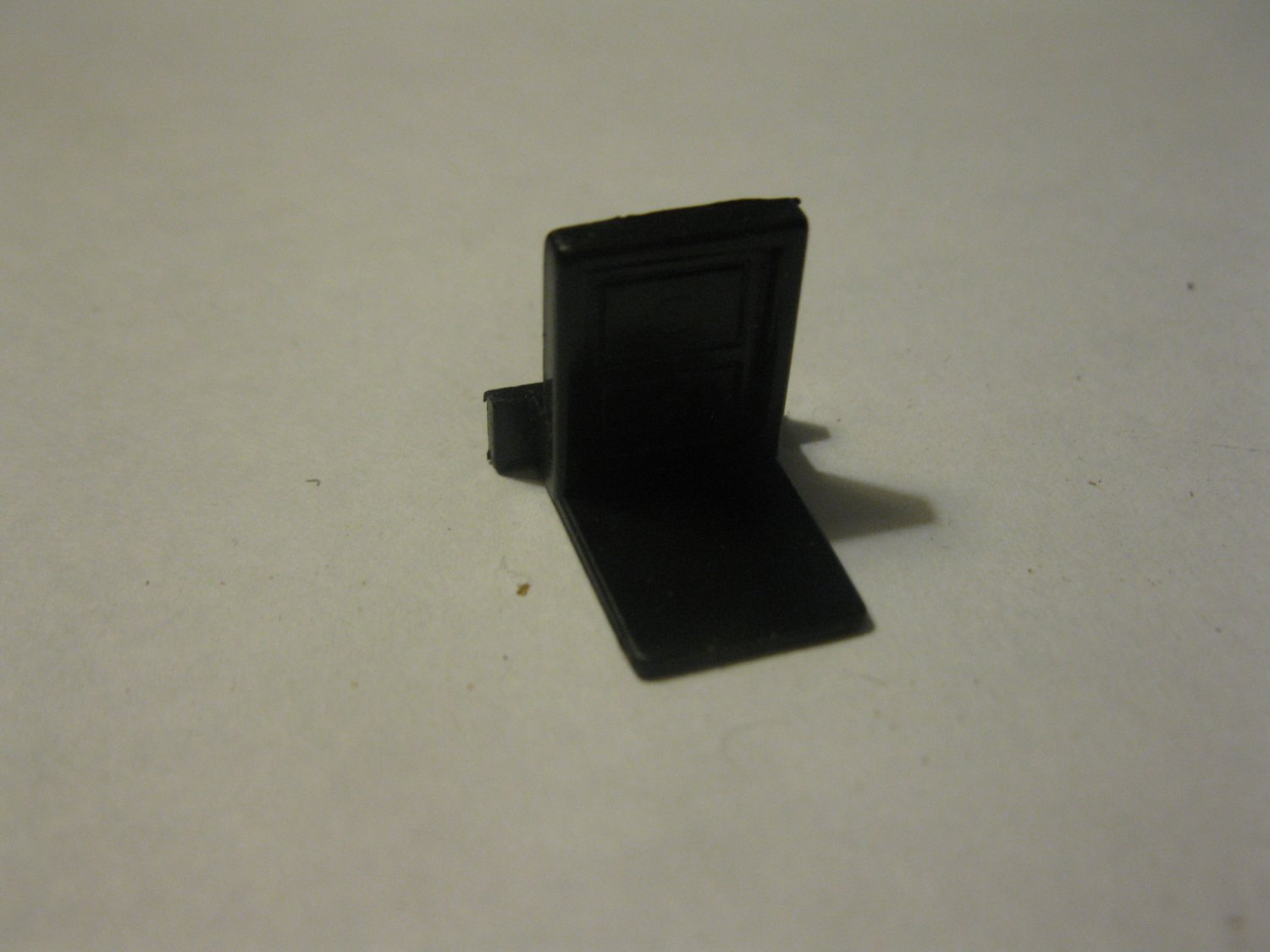 G1 Transformers Action figure part: 1984 Ratchet - interior Black Section