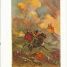 "vintage Frank Frazetta 11"" x 9"" Book Plate Print -The Mad King"