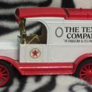 1984 ERTL #1 Model T Van Bank TEXACO 8,500 Made Number 1 With KEY