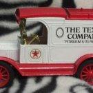 1984 ERTL #1 Model T Van Bank TEXACO 8,500 Made Number 1 With KEY