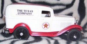 1986 Texaco ERTL Bank Number 3 #3 1932 Ford Delivery Van