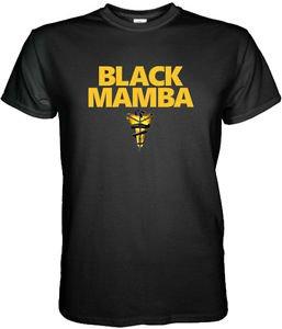 BLACK MAMBA TSHIRT KOBE Size S, M, L, XL, 2XL, 3XL