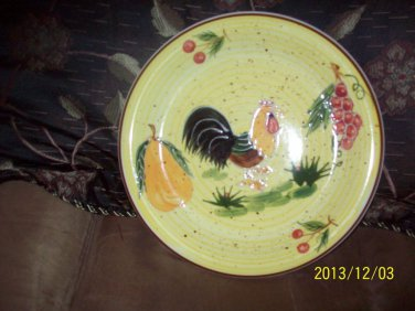 Chicken Plate Handmade Collection