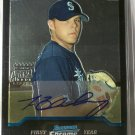 2004 Bowman Chrome Rookie Auto # 336 Travis Blackley