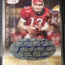 2006 Sage Rookie Auto Gold Level # A40 Paul Pinegar Ser. # 54/200