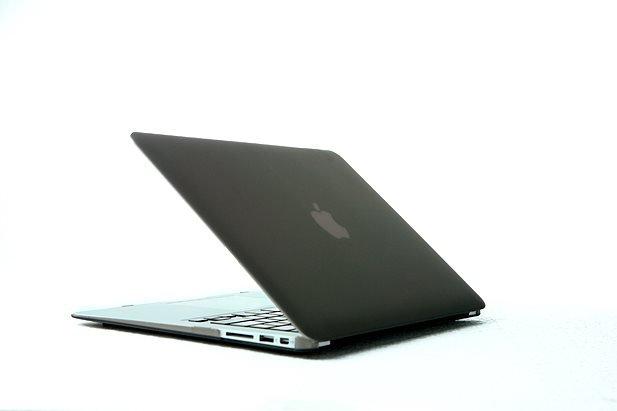 "Ultra Slim Anti Glare Hard Case for MacBook Air 13.3"" (Gray) & Free Keyboard Cover(Random)-287C"