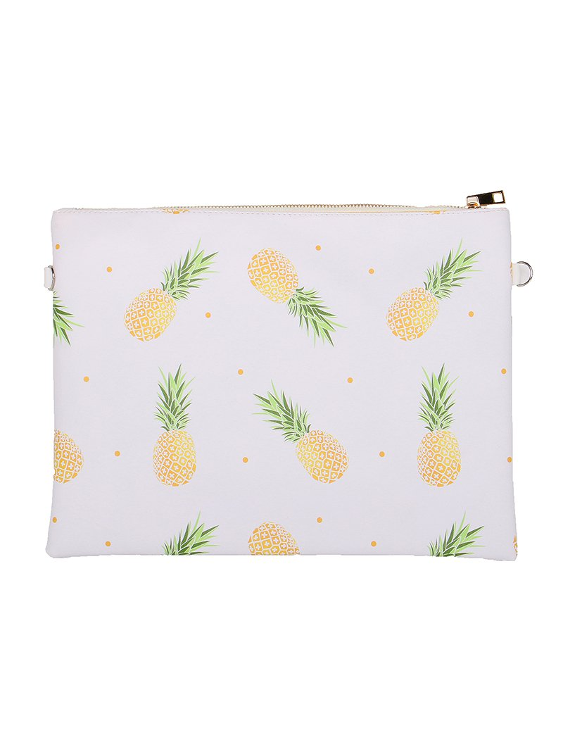 PINEAPPLE CLUTCH  BAG