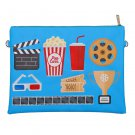 MOVIE THEATER CLUTCH  BAG