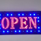 Neon Lights LED Animated Open Sign Customers Attractive Sign Store Shop Sign