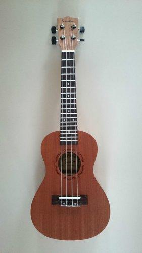 "Student Professional 23"" Acoustic Soprano Hawaii Ukelele Guitar Rosewood"