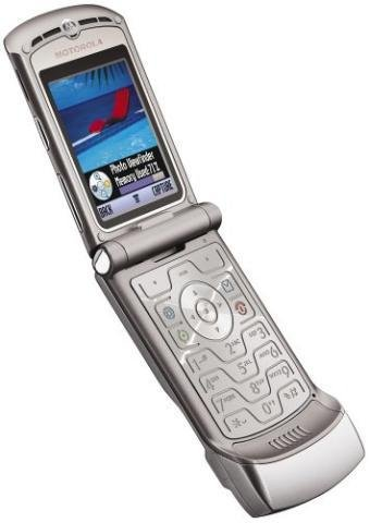 Motorola Razr V3 Limited Edition Unlocked