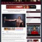 Expert Design – Fitness Affiliate Website