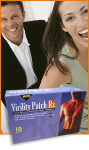 Virility Patch RX Male Enhancement Formula-100% Natural