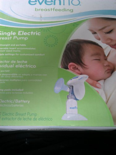 Even Flo Single Electric Breast pump
