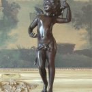 Cupid Cherub Bronze Sculpture