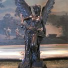 Victoria Roman Goddess of Victory Bronze Sculpture