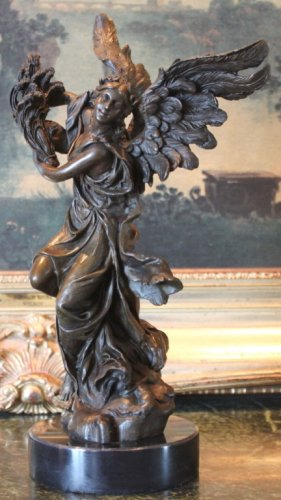 Demeter Greek Goddess of the Harvest Sculpture