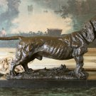 Dachshund Weiner Dog Bronze Sculpture
