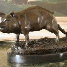 Charlottes Web Wilbur Pig Bronze Sculpture