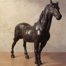 Noble Equestrian Horse Bronze Sculpture
