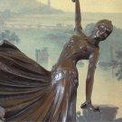 Art Deco Ball Room Dancer Bronze Sculpture