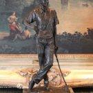 Golf Caddy Bronze Sculpture