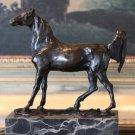 Majestic Horse Show Bronze Sculpture