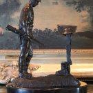 USA Soldier Memorial Veterans Bronze Sculpture