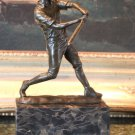 MLB Baseball Player Bronze Sculpture